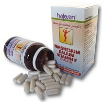 hafesan Magnesium + Potassium + Vitamin E Capsules