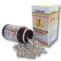 hafesan Magnesium + Vitamin E Capsules