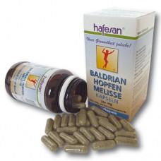 hafesan Valerian + Hop + Balm Capsules
