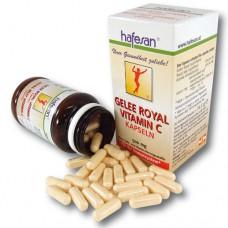 hafesan Royal Jelly Vitamin C 500 mg Capsules