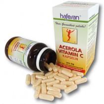hafesan Acerola Vitamin C 400 mg Kapseln