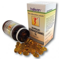 hafesan Ägyptisches Schwarzkümmel Öl 500 mg Kapseln