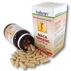 hafesan Maca + Ginseng 400 mg Kapseln