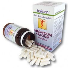 hafesan Magnesium + Calcium Kapseln