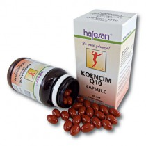 hafesan Koencim Q10 - 30 mg kapsule