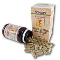 hafesan Rdeča detelja izoflavoni 500 mg kapsule