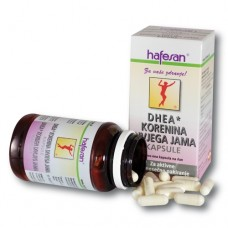 hafesan DHEA* korenina Divjega jama 400 mg kapsule