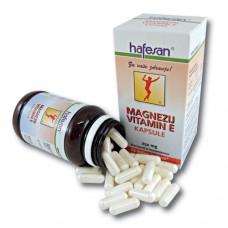 hafesan Magnezij + Vitamin E kapsule