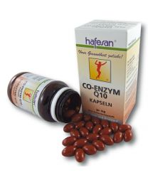 hafesan Co-Enzyme Q10 - 30 mg Capsules