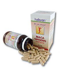hafesan Maca + Ginseng 400 mg kapsule