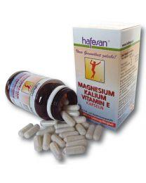 hafesan Magnesium + Kalium + Vitamin E Kapseln